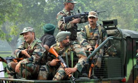 Punjab regiment is the top regiment of indian army