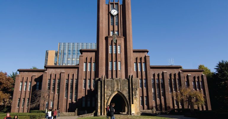 UNIVERSITY OF TOKYO is best medical college in asia