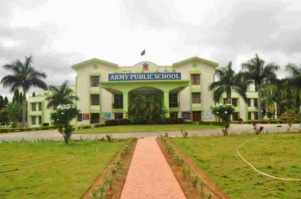 aps banglore in the best army public school in india
